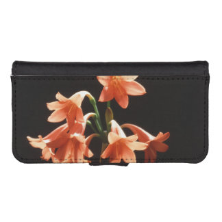 fire lily iPhone SE/5/5s wallet