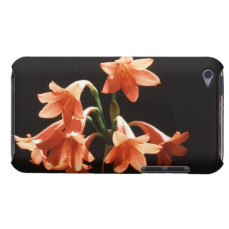 fire lily iPod touch case