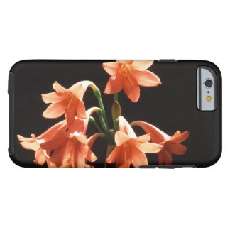 fire lily tough iPhone 6 case