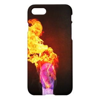 Fire Lit Match iPhone 8/7 Case