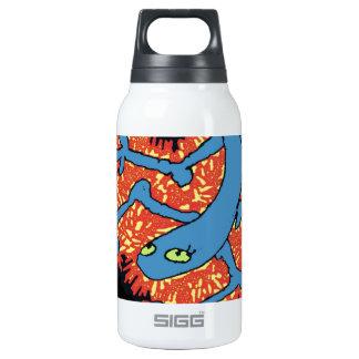 Fire Lizard Insulated Water Bottle