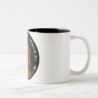 Fire Logo Coffee Mug