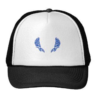 Fire Logo Trucker Hat