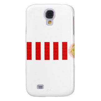 Fire Magic Head Left Galaxy S4 Cases