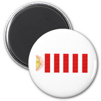 Fire Magic Head Right 2 Inch Round Magnet