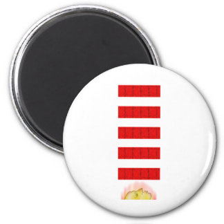 Fire Magic Head Up 2 Inch Round Magnet