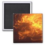 Fire! Magnet