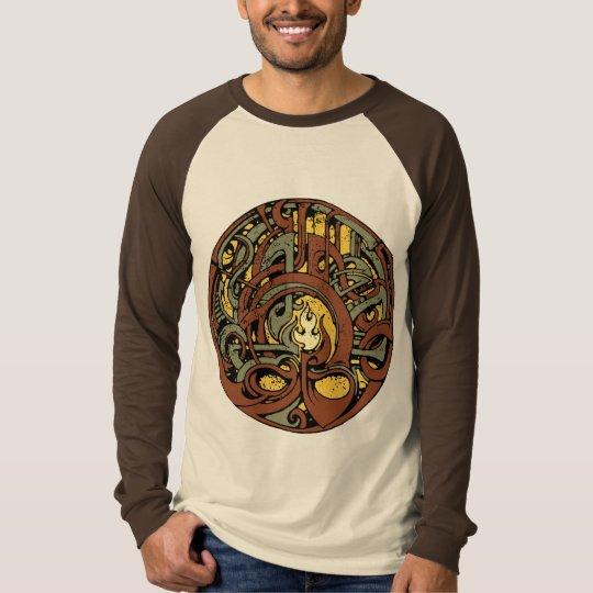 Fire Medallion t-shirt