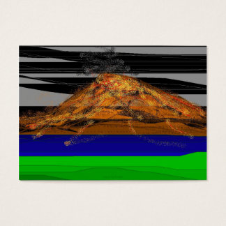 Fire Mountain Business Card