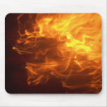 Fire! Mouse Pad