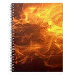 Fire! Notebook
