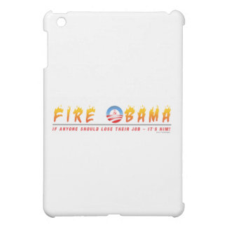Fire Obama Cover For The iPad Mini