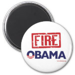 Fire Obama Magnets