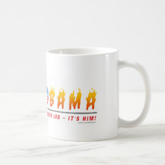 Fire Obama Coffee Mug