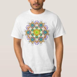 Fire of Creation Mandala 2 Tee Shirt