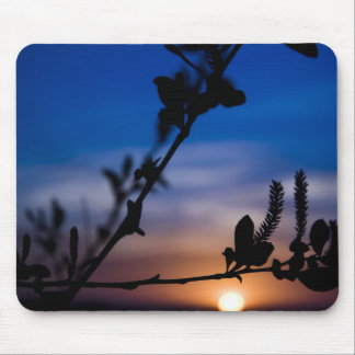 Fire of Life Mouse Pad