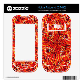 Fire of The Phoenix Skin For Nokia Astound