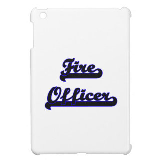 Fire Officer Classic Job Design Cover For The iPad Mini