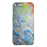 Fire Opal Barely There iPhone 6 Case