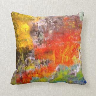 Fire Opals Pillows