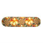 Fire Orchid Skate Board Decks