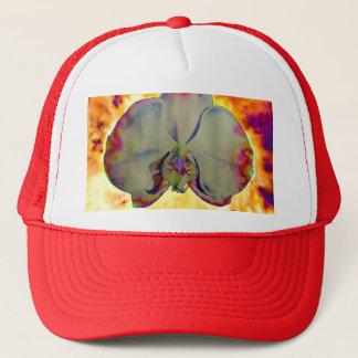 Fire Orchid Trucker Hat