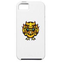 Fire Owl iPhone SE/5/5s Case