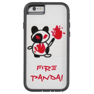 FIRE PANDA!! TOUGH XTREME iPhone 6 CASE