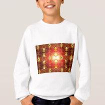 Fire Pattern Sweatshirt
