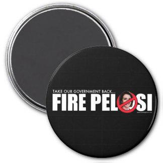 Fire Pelosi Magnet