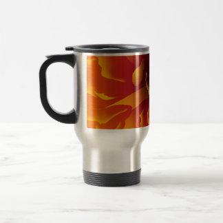 Fire Peony Travel Mug