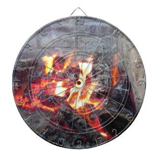 Fire Pit Dart Boards