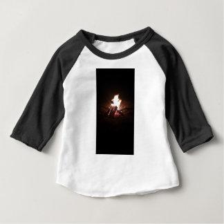 Fire pit insperational kid shirt