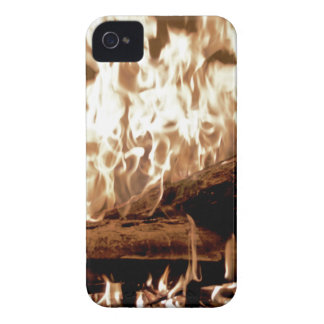 Fire Place iPhone 4 Case-Mate Case