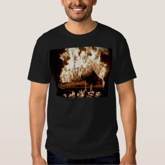 Fire Place T-shirts