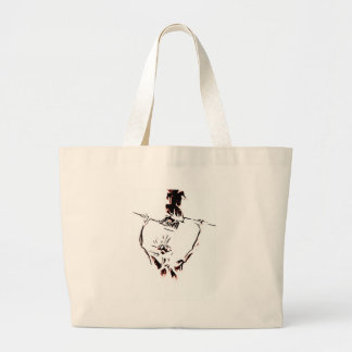 Fire play tote bags