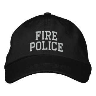 fire police hat