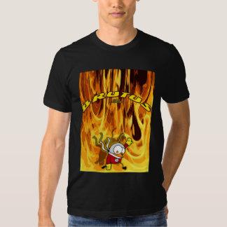 Fire Power Brutus Tshirts