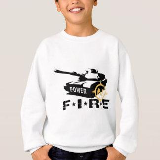 Fire Power Military Canon Sweatshirt