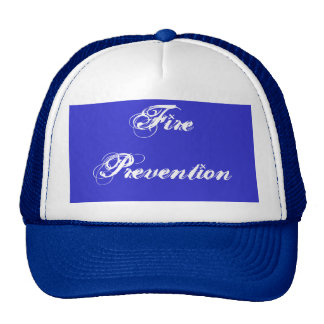 Fire Prevention Trucker Hat