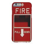 Fire Pull Station iPhone 6 case iPhone 6 Case