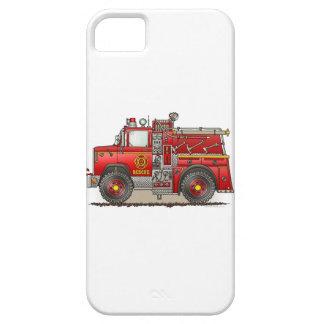 Fire Pumper Rescue Truck iPhone 5 Cover