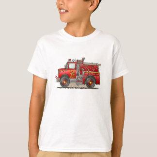Fire Pumper Rescue Truck T-Shirt
