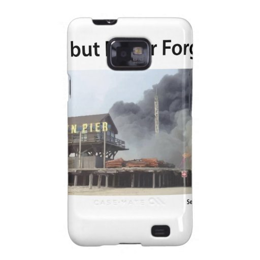 Fire rages along NJ boardwalk damaged by Sandy Galaxy S2 Cover
