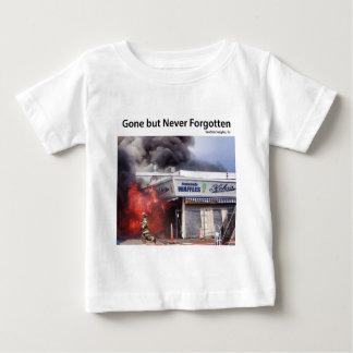 Fire rages along NJ boardwalk damaged by Sandy Tee Shirt