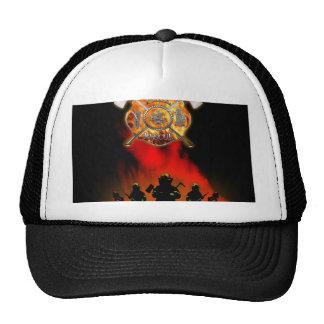 Fire Rescue 5 Trucker Hat