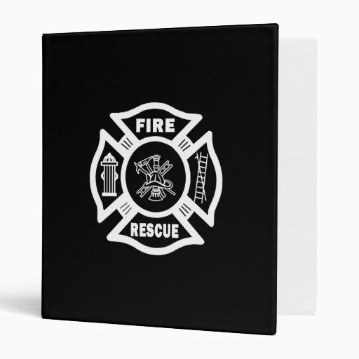 Fire Rescue Binder