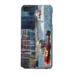 Fire Rescue Boat Hudson River iPod Touch (5th Generation) Case