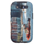 Fire Rescue Boat Hudson River Galaxy S3 Covers
