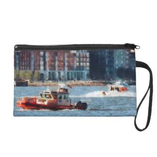 Fire Rescue Boat Hudson River Wristlets